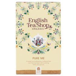 Herbatka ziołowa Pure Me 20x1,5g BIO 30 g English Tea Shop