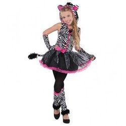 Kostium Elegancka Zebra dla nastolatki - 12/14 lat (162)