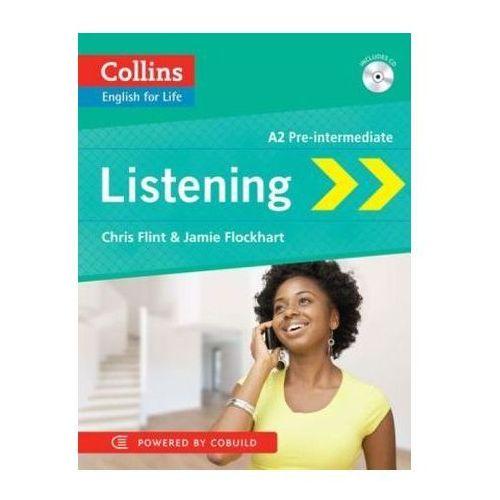 Pamiętniki, dzienniki, listy, Collins English for Life: Skills - Listening (opr. miękka)