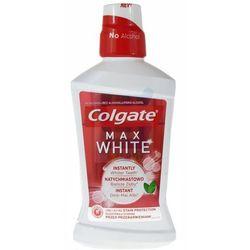 Płyn do płukania jamy ustnej Colgate Max White 500 ml