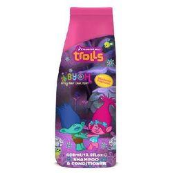 Disney Trolls Szampon i odżywka do włosów 2w1 dla dzieci 400ml - ART.ROZNE