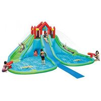 Zabawki dmuchane, Dmuchany Mega Park Wodny Splash HappyHop