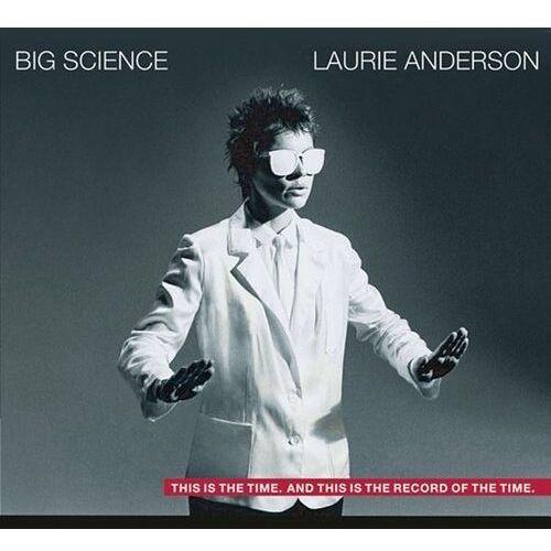 Pozostała muzyka rozrywkowa, BIG SCIENCE - Laurie Anderson (Płyta CD)