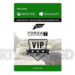 Forza Motorsport 7: VIP [kod aktywacyjny] Xbox One