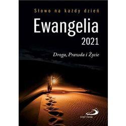 Ewangelia 2021 Droga, Prawda i Życie mała BR - praca zbiorowa - książka (opr. miękka)