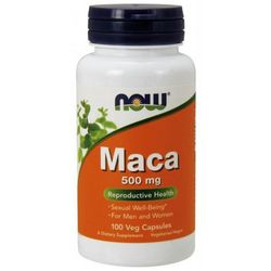Now Foods Maca 100 kaps.