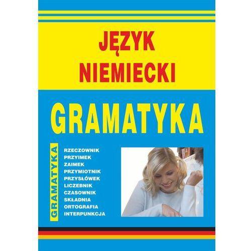 E-booki, Język niemiecki. Gramatyka - Monika von Basse