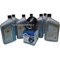 Oleje silnikowe, Filtr olej PENNZOIL PLATINUM 5W40 Chrysler 300 SRT-8 6,1 V8 2008-