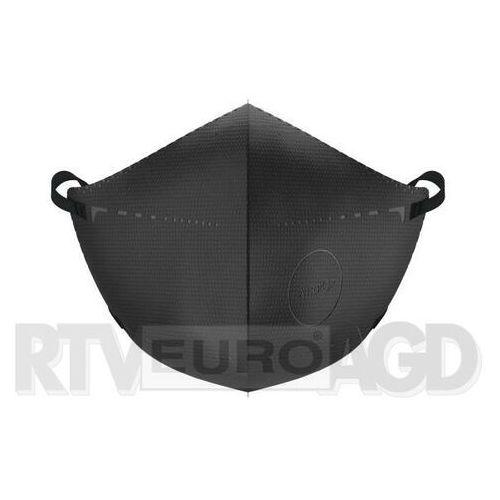 Maski antysmogowe, AirPop Pocket 2 szt. (czarny)