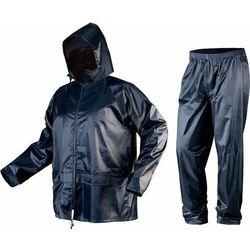 Komplet przeciwdeszczowy kurtka z kapturem i spodnie rozmiar XXL 81-800-XXL