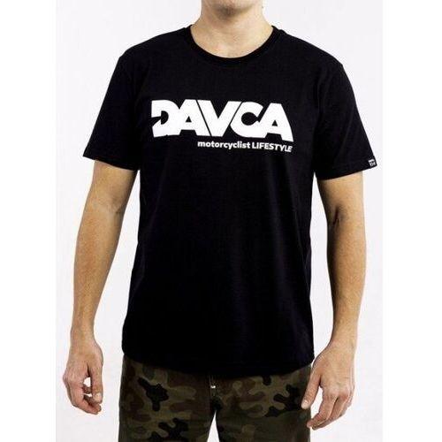 Pozostałe akcesoria do motocykli, Davca t-shirt white logo
