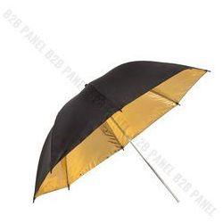 GlareOne Parasolka złota 83 cm