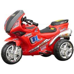 Zabawka motor trójkołowy HECHT 52131