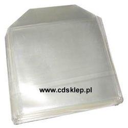 Koperty foliowe na mini CD/DVD 100 mikron 100szt.