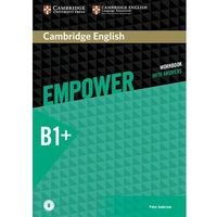 Książki do nauki języka, Empower Intermediate. Ćwiczenia z Odpowiedziami + Downloadable Audio (opr. miękka)