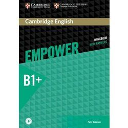 Empower Intermediate. Ćwiczenia z Odpowiedziami + Downloadable Audio (opr. miękka)