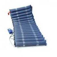 Materace rehabilitacyjne, Zestaw przeciwodleżynowy materac rurowy + pompa do 130kg (mikrowentylacja)