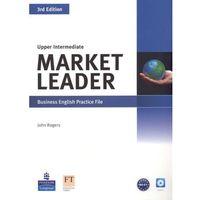 Książki do nauki języka, Market Leader Upper Intermediate. Practice File + CD (opr. miękka)