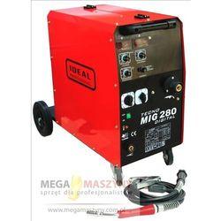 IDEAL Półautomat spawalniczy MIG-MAG TECNOMIG 280 4x4 DIGITAL