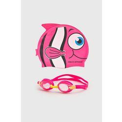 Aqua Speed - Czepek pływacki + okulary pływackie