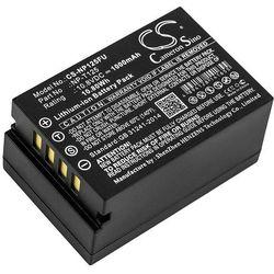 Fujifilm Medium Format GFX / NP-T125 1000mAh 10.80Wh Li-Ion 10.8V (Cameron Sino)