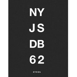 David Bailey: NY JS DB 62 (opr. twarda)