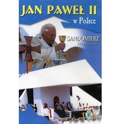 Jan Paweł II w Polsce 1999 r - SANDOMIERZ - DVD