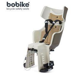 Fotelik rowerowy na tył Bobike Maxi Tour - Safari Chic