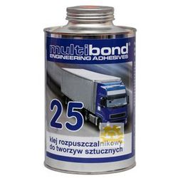 Multibond 25 klej do gum PUR, PCV, EPDM
