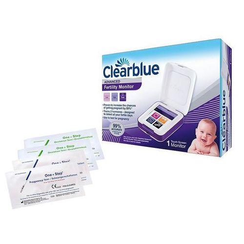 Testy płodności, CLEARBLUE zaawansowany monitor płodności +4p