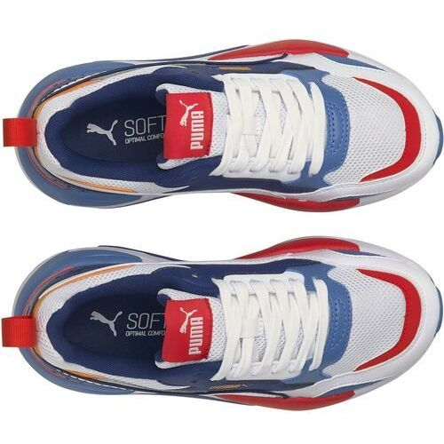 Damskie obuwie sportowe, Puma Sneakersy X-Ray 2 Square Jr 374190 06 Biały