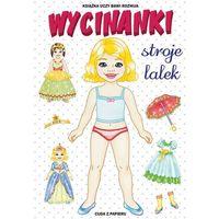 Literatura młodzieżowa, Wycinanki. stroje lalek - anna pietrzykowska (opr. miękka)