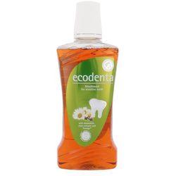 ECODENTA - Ekologiczny płyn do płukania jamy ustnej dla wrażliwych zębów