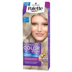 Farba do włosów Palette Intensive Color Creme Mroźny srebrny blond C10