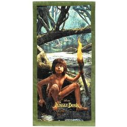 Ręcznik plażowy / kąpielowy Księga Dżungli