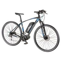 """Pozostałe rowery, Crossowy rower elektryczny Devron 28163 28"""" - model 2017, 19"""""""