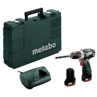Wiertarko-wkrętarki, Metabo Powermaxx BS Quick Basic