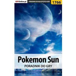 Pokemon Sun - Przemysław Szczerkowski - ebook