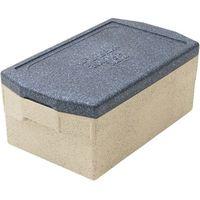 Kosze i pojemniki gastronomiczne, Pojemnik termoizolacyjny GN 1/1 | THERMO FUTURE BOX, 058200