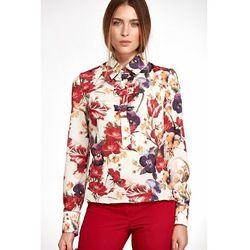 Koszula damska w kwiaty 8H40D5 Oferta ważna tylko do 2031-07-22