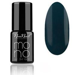 Neonail MONO 3 in1 lack Lakier UV do paznokci Dark Ocean 6ml
