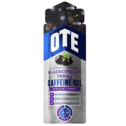 OTE GEL CAFFEINE BLACKCURRANT 56g