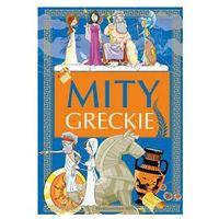 Książki dla dzieci, Mity greckie (opr. twarda)