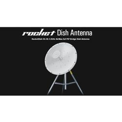 Ubiquiti RD-3G26 ROCKETDISH 3GHz 26dBi