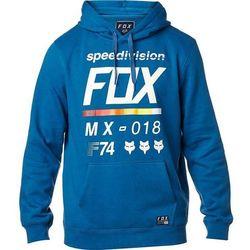 bluza FOX - District 2 Pullover Fleece Dusty Blue (157) rozmiar: S