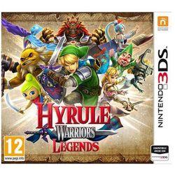 Gra 3DS Hyrule Warriors Legends