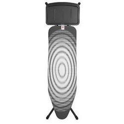 Brabantia - Deska do prasowania rozmiar 124 x 38 cm, rama czarna 25mm - Titan Oval