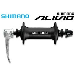 EHBM430BL WYPRZEDAŻ Piasta przednia Shimano Alivio HB-M430 V-Brake 32H czarna