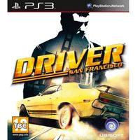 Gry na PlayStation 3, Driver San Francisco (PS3)