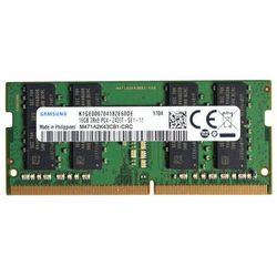 Pamięć RAM 1x 16GB SAMSUNG SODIMM DDR4 2400MHz PC4-19200S   M471A2K43CB1-CRC